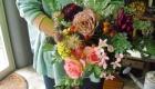 生徒さんの花あそび作品